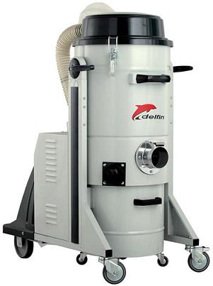 義大利DELFIN ATEX 3535三相電動乾式粉塵防暴吸塵器