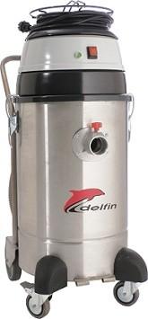 義大利DELFIN 501耐酸鹼乾溼吸塵器