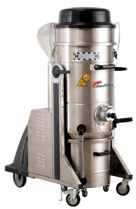 義大利DELFIN 3533 Z21粉塵防爆吸塵器