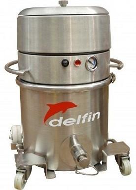 義大利Delfin CR1000D無塵室吸塵器