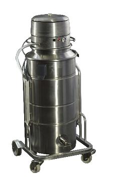 義大利Delfin CR1100DS無塵室吸塵器