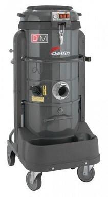 義大利DELFIN DM3工業用吸塵器