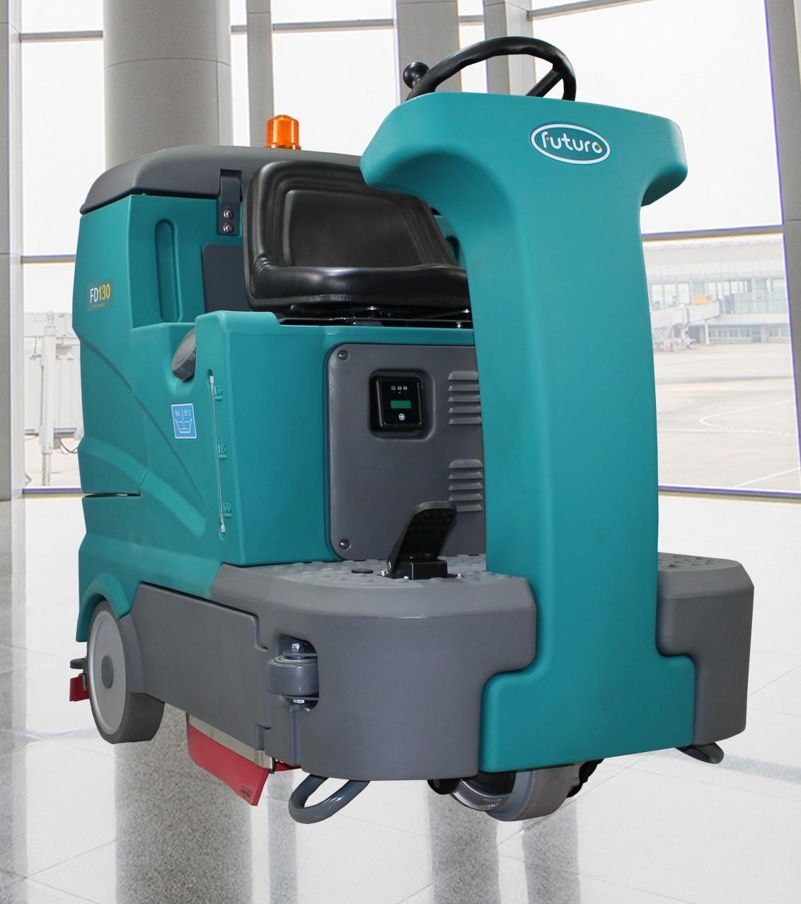 FD130GS駕駛式洗掃一體機