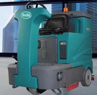 S130駕駛式洗地機