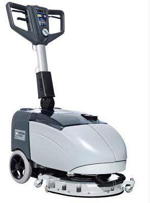 丹麥NILFISK SC350B刷盤自動轉向小型洗地機