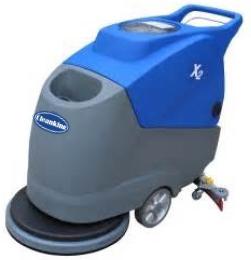 美國Cleanking X2手推式洗地機