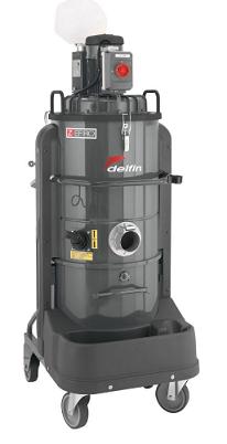 義大利DELFIN ZEFRIO 75工業用吸塵器