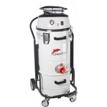義大利DELFIN 202DS AIR工業用氣動粉塵吸塵器