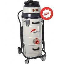 義大利DELFIN HEPA 202DS粉塵專用無塵室吸塵器