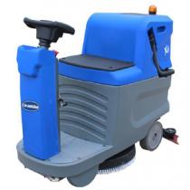美國Cleanking X6工業用駕駛式洗地機